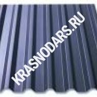 Профилированный лист оцинкованный С-20, размер1.15(1.10)х2.5м